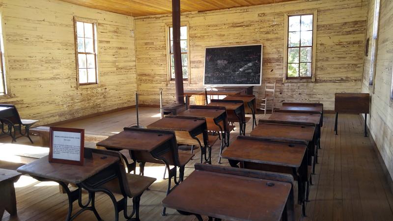 Inside the Schoolhouse