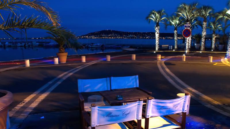 Marina Café view - Balaruc les Bains