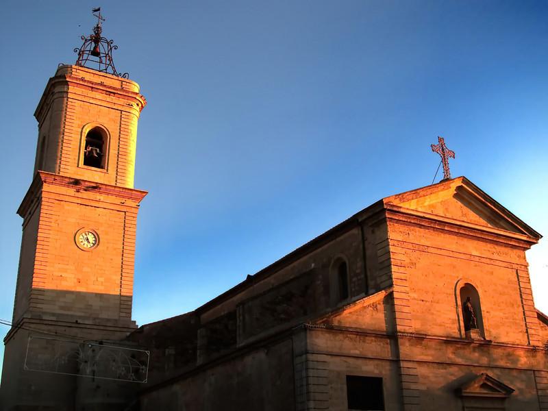 St-Jean Baptiste Church - Marseillan
