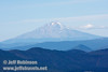 Mount Shasta through the haze. (9/6/2009, Hat Creek Rim Vista Point, near 44/89 junction)