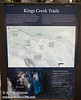 Kings Creek Falls trail area sign (9/10/2009, Kings Creek Falls hike, Lassen NP)