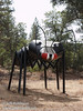 Ant (9/12/2009, sculptures at Packway Materials Inc., 22246 Cassel Rd. Cassel, CA)