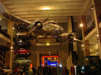 London Science Museum