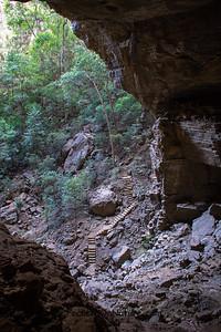 Ankarana Cave Approach