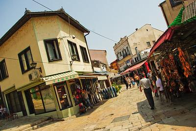 Hostorický trh ve Skopje