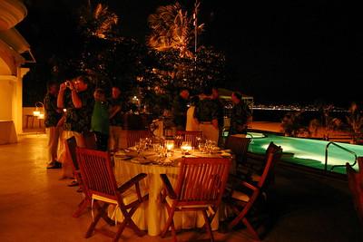 Mexico 2008 Casa Velas Pool & Dinner
