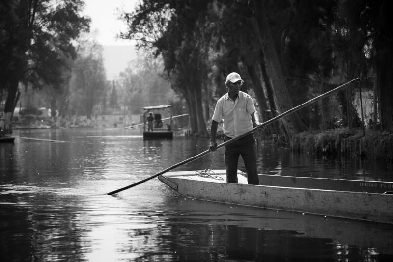 Xochimilco's canals