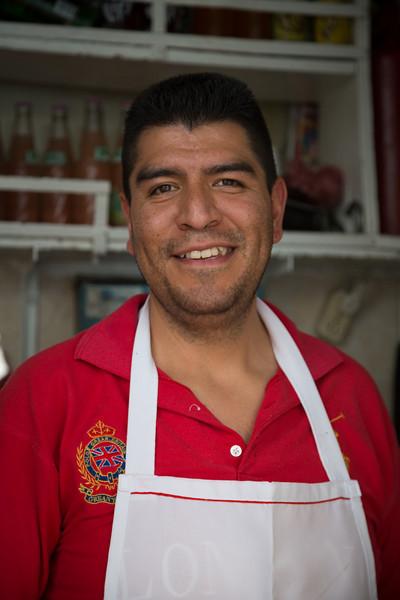 A very nice taco maker