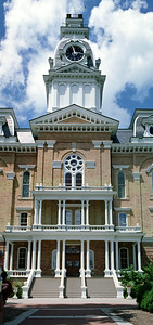 Hillsdale College Central Hall Panorama