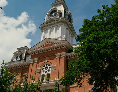 Hillsdale College Central Hall