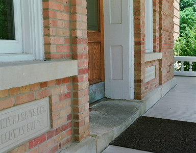 Hillsdale College Central Hall Entrance