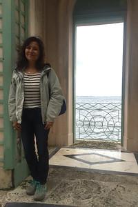 At Vizcaya