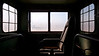 <em>Long Empty Chair</em> The cupola of an old caboose, Barstow, CA Copyright 2008 Ken Walsh