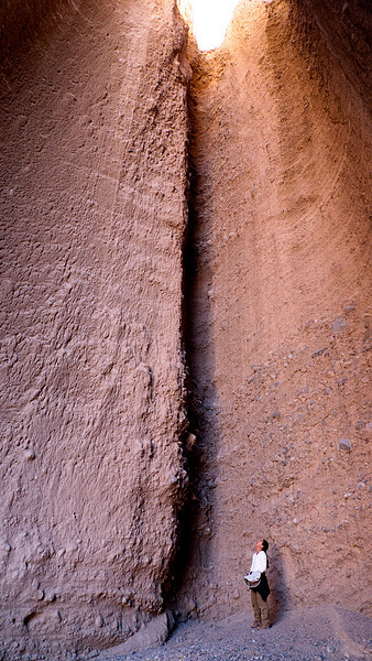 <em>Dryfall</em> Afton Canyon Copyright 2008 Ken Walsh