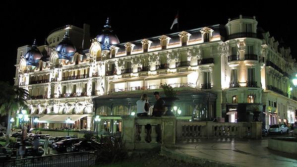 Hotel de Paris - 1864