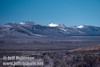 Snow-capped mountains. Seen from Mono Lake vista point near Lee Vining (Mono Lake 2002)
