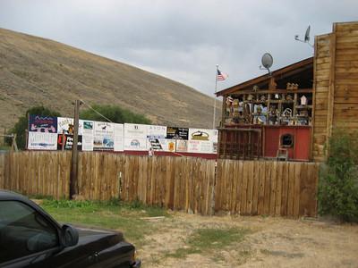 Pig Races @ Bearcreek, MT