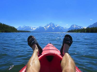 Montana & Wymoning: Grand Teton National Park, July 2014