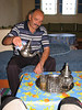 drinking mint tea (North Morocco 2009)