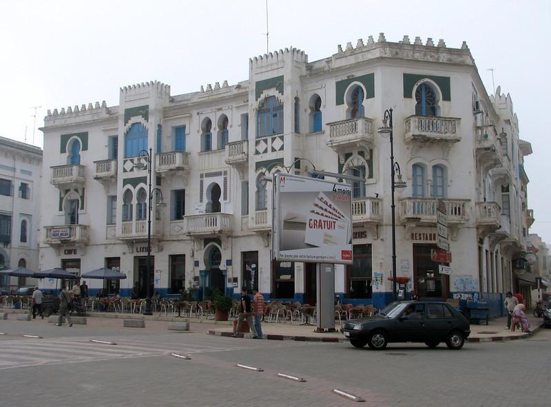 Larache (North Morocco 2009)