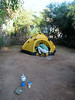 Campground near Grottes-d'Hercule (North Morocco 2009)