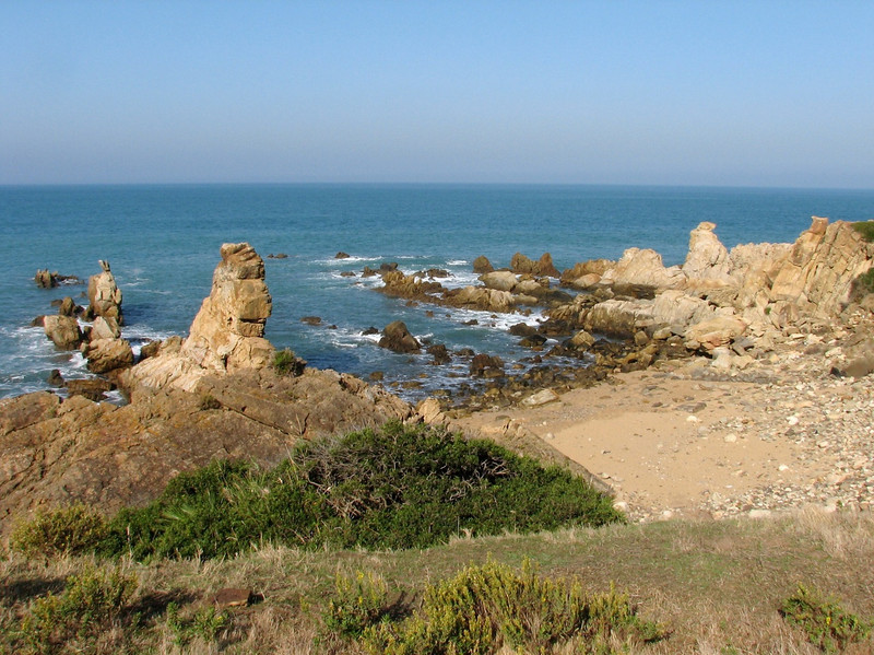 landscape near Cap Spartel (North Morocco 2009)
