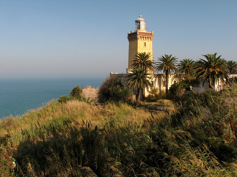 lighthouse of Cap Spartel (North Morocco 2009)