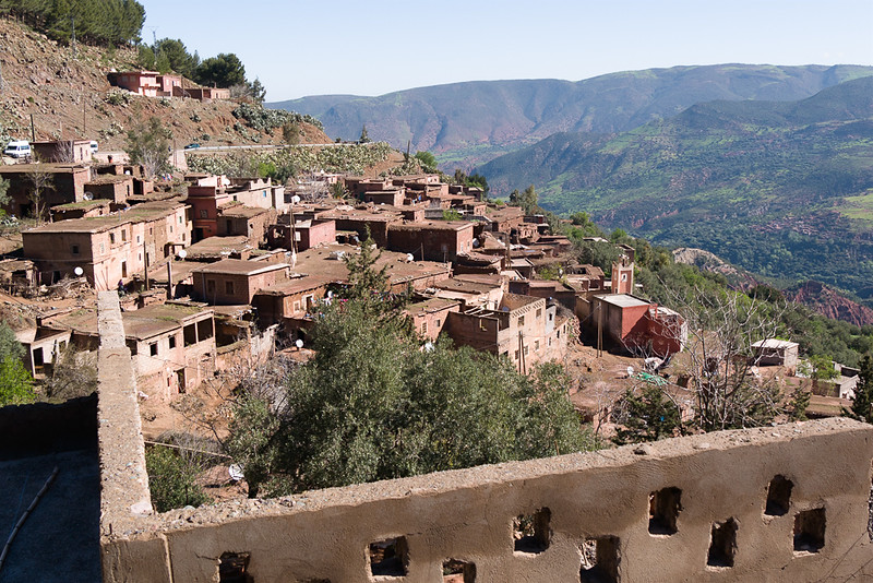 Mountain village-1070455