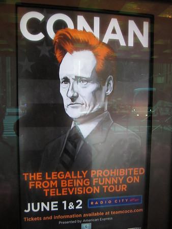 Conan Obryan