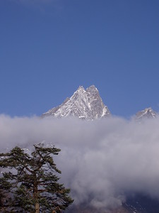 Everest region, Nepal (2007)