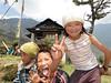 Pangkom 2850m-Najing 2600m