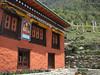 Monastery, Lukla 2800m-Monjo 2900m
