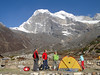 Camp Tangnag 4300m