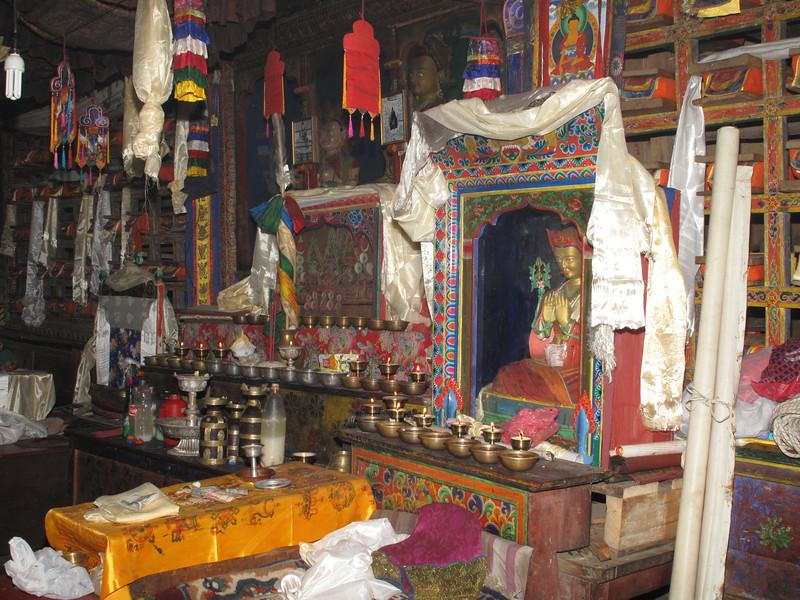 Monastery Pangboche 3850m