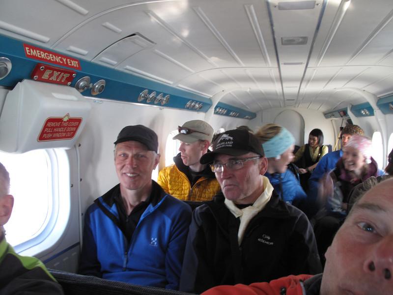 Twin Otter flight: Lukla-Kathmandu