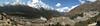 View on Deboche 3630m