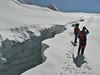 8.14h Ascending Imja Tse, Island Peak 6160m