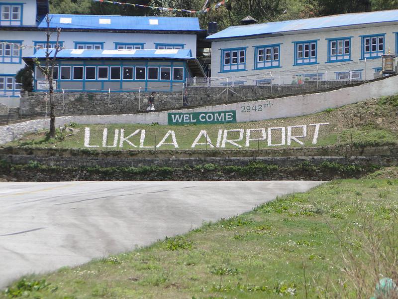 Airstrip Lukla