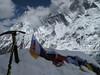 The summit of Island Peak 6160m