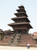 Siddhi Laxmi Temple, Newari engineering, Dattatreya Square, Baktapur