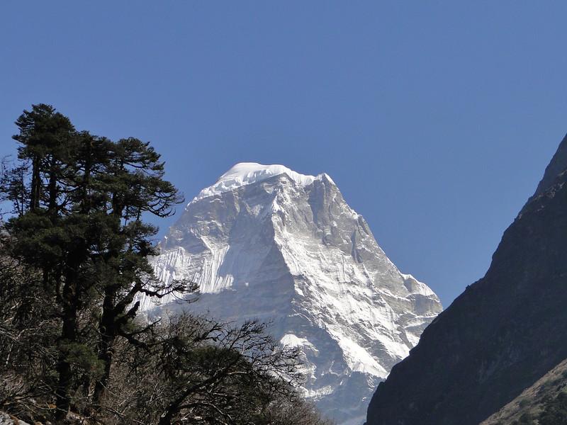 Kothe 3700m-Tangnag 4300m