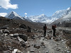 Chhukung 4780m-Island Base Camp 5000m