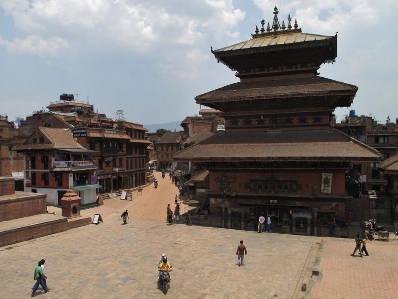 Bhairab Temple, Taumadhi Square, Baktapur