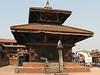 Wakupati Narayan temple, dedicated to the lord Vishnu, 1667 A.D., Baktapur Palace Area