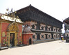 The Golden Gate, 1754 A.D. and Fifty-five Windows Palace, 1696-1722 A.D., Durbar Square, Baktapur