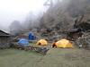 Camp Kothe 3700m