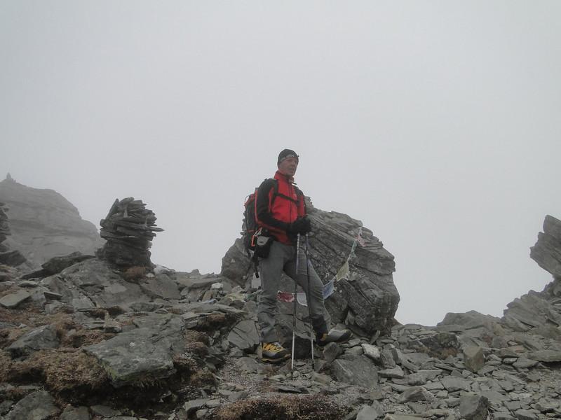 Pass, Kothe 3700m-Zatwrala 3800m