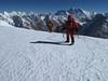 Ascending Mera Peak, 6476m