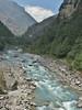 Dudh Kosi, river, Lukla 2800m-Monjo 2900m
