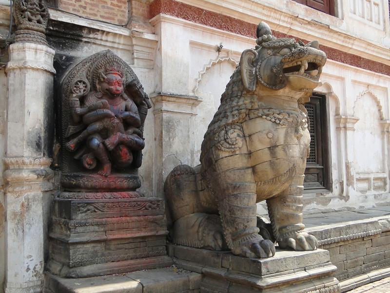 Baktapur Palace Area